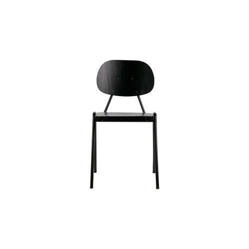 Be pure krzesło seminary school czarne 800887-z