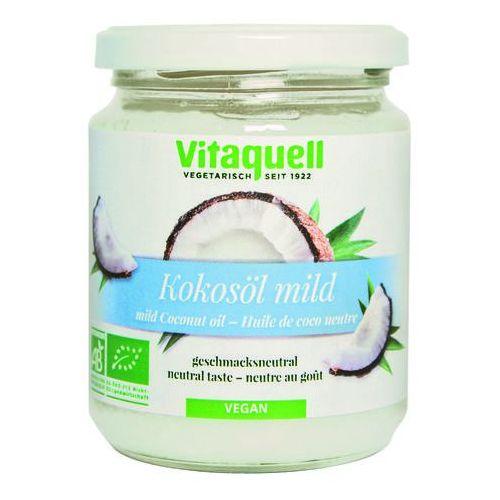 Olej kokosowy BIO 200g bezwonny - Vitaquell. Najniższe ceny, najlepsze promocje w sklepach, opinie.