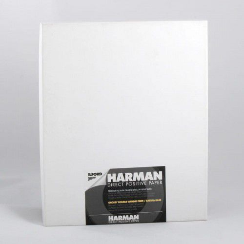 "Harman direct positive fb glossy 8x10""/25 szt. marki Ilford"