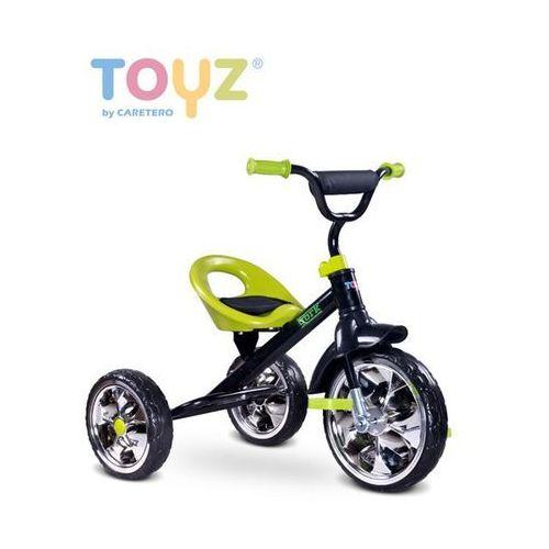 Rowerek trójkołowy  york green marki Toyz