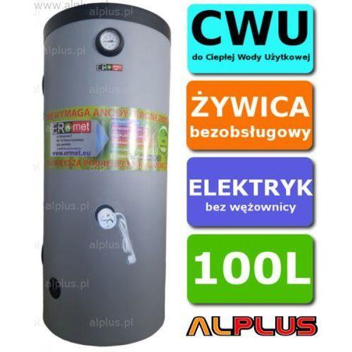 Ermet Elektryczny bojler 100l 2kw stojący, ogrzewacz elektryczny pojemnościowy, wysyłka gratis