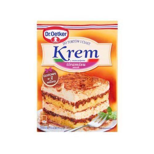 Krem do tortów i ciast z mascarpone smak tiramisu 122 g Dr. Oetker