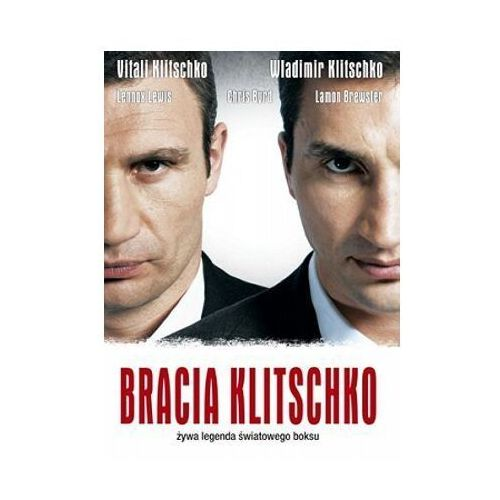 Bracia Klitschko (DVD) - Sebastian Dehnhardt