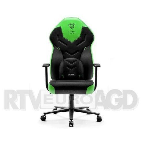 Fotel x-gamer 2.0 (l) czarno-zielony marki Diablo chairs