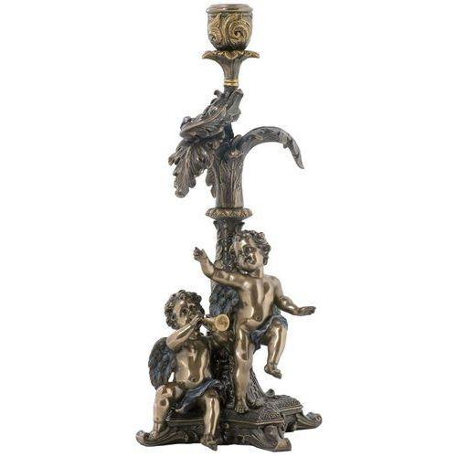 Veronese Świecznik z aniołkami (wu74376a4)