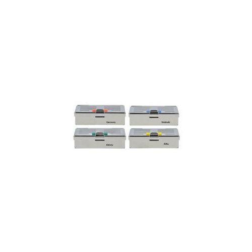Mikrokasetka do sterylizacji drobnych instrumentów 74x45x20 mm, PoL353