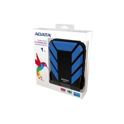 """DashDrive Durable HD710 1TB 2.5"""" USB3.0 niebieski, wodoodporny, odporny na wstrząsy (4713435794357)"""