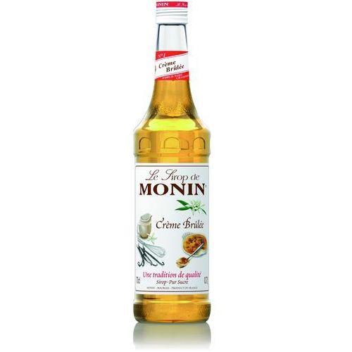 Monin Crème brûlée syrop smakowy 0,7l (3052910041151). Najniższe ceny, najlepsze promocje w sklepach, opinie.