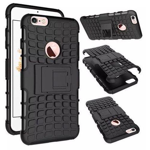 Perfect Armor Czarny   Pancerna obudowa etui dla Apple iPhone 6 / 6S - Czarny - sprawdź w wybranym sklepie