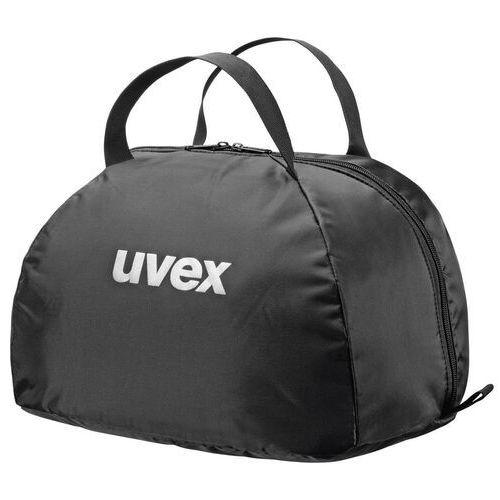 torba na kask czarny marki Uvex