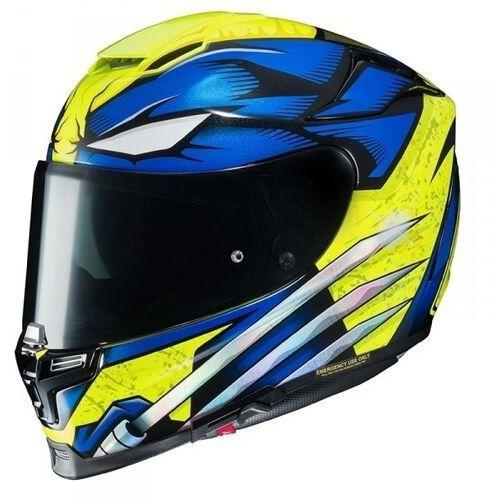 kask r-pha-70 wolverine x-men blue/yellow marki Hjc
