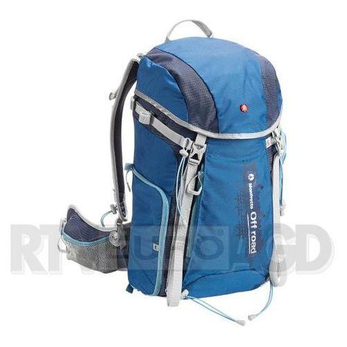 Manfrotto off road hiker 20l (niebieski) - produkt w magazynie - szybka wysyłka! (7290105218711)