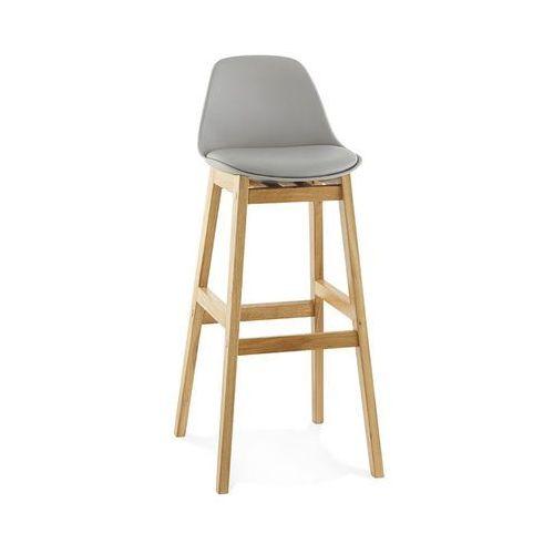Krzesło barowe elody szary marki Kokoon design