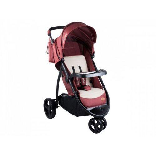 Wózek spacerowy Liv red - DARMOWA DOSTAWA!!! (5902581651693). Najniższe ceny, najlepsze promocje w sklepach, opinie.