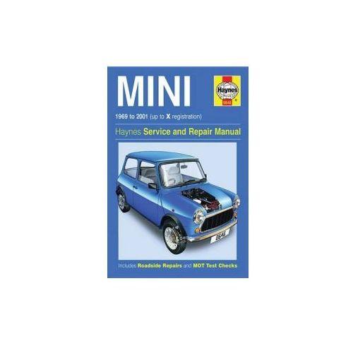Mini (69-01) Service and Repair Manual - Dobra cena!