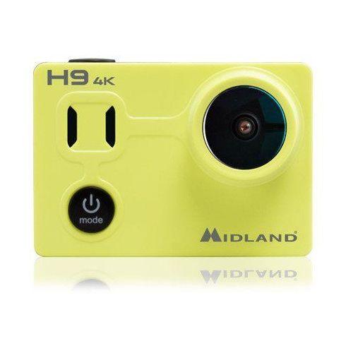 """MIDLAND KAMERA SPORTOWA H9 Ultra HD 2""""LCD"""