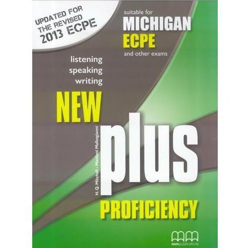New Plus Proficiency SB MM PUBLICATIONS - H.Q. Mitchell, Marileni Malkogianni (2014)