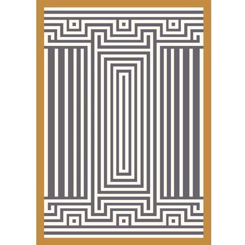 Dywan Agnella Soft Karifs Gold/Złoty 80x150