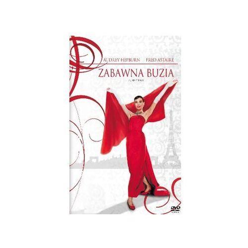 Zabawna buzia (DVD) - Stanley Donen (5903570132070)