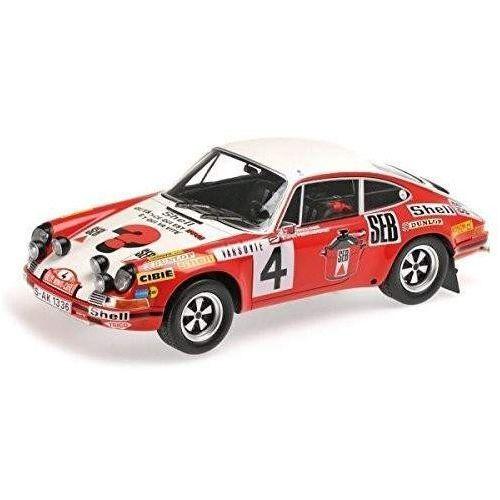 Porsche 911 S #4 Larrousse/Perramond 2nd Place Rallye Monte Carlo 1972, 5_569956
