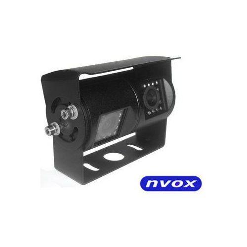 OKAZJA - NVOX Samochodowa podwójna kamera cofania 4PIN CCD 12V (5901867720955)