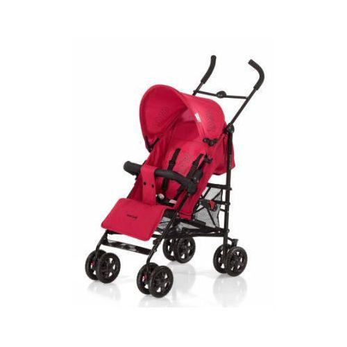 Knorr-baby wózek spacerowy commo black/red (4250341304992)