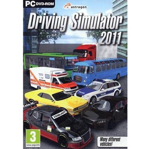 Driving Simulator 2011 (PC)