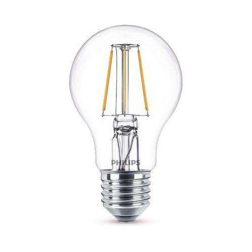 Żarówka LED Philips 8718696573815, 4 W = 40 W, 470 lm, 2700 K, ciepła biel, 230 V, 15000 h (8718696573815)