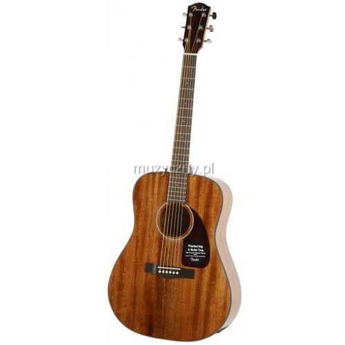 Fender CD 140 S Mahogany gitara akustyczna