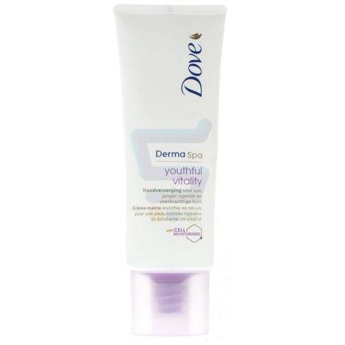 Dove  dermaspa youthful vitality krem do rąk przywracający skórze elastyczność 75 ml