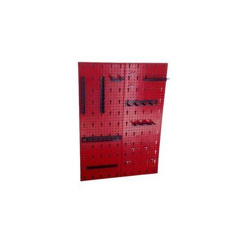 Tablica warsztatowa blaszana 450x630x15 mm marki Saka
