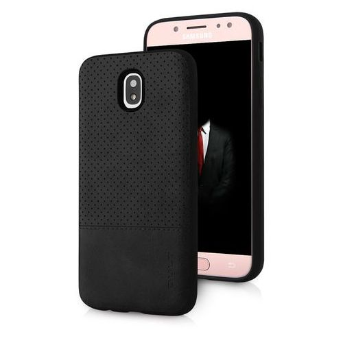 Etui QULT Back Case Drop do Samsung Galaxy J7 2017 Czarny
