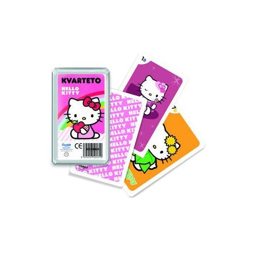 Kvarteto - Hello Kitty neuveden - OKAZJE