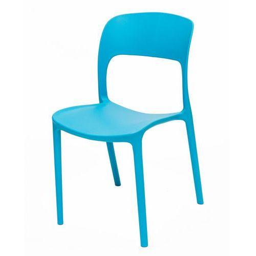 Nowoczesne krzesło ufo marki Ragaba
