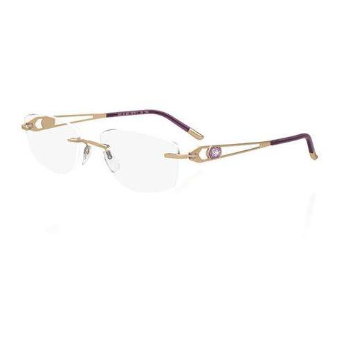 Okulary korekcyjne  radiance 4361 6051 marki Silhouette