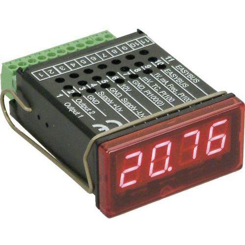 Wskaźnik panelowy, uniwersalny Greisinger GIA 20 EB, 9 - 28 V, 30 mA, LED, GIA 20 EB