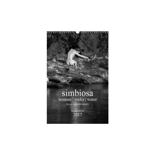 simbiosa... fine art nude photography 2017 (Wall Calendar 2017 DIN A3 Portrait) (9781325160952)