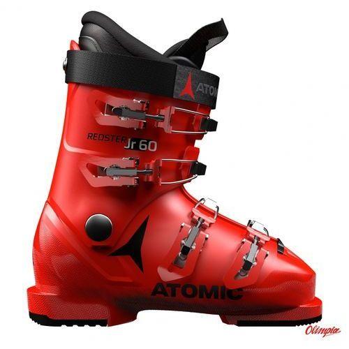 Atomic Buty narciarskie redster jr 60 red/black 2018/2019