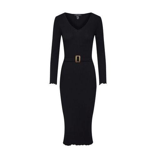 NEW LOOK Sukienka czarny, kolor czarny
