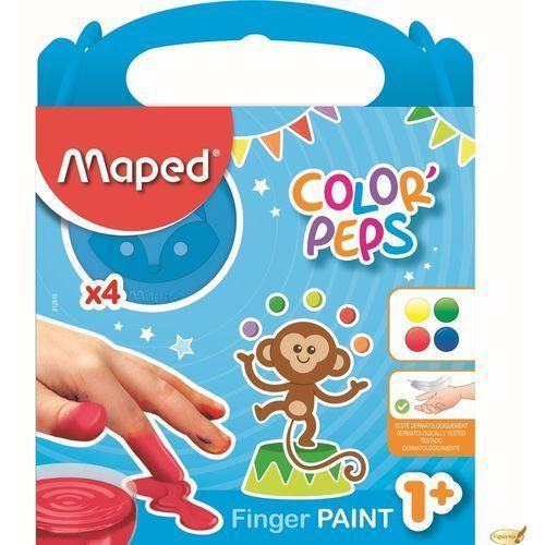 Farby Colorpeps do malowania palcami - ., 812510