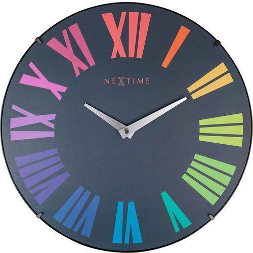Zegar ścienny Roman Dome Nextime 35 cm (3237 KL) (8717713021520)