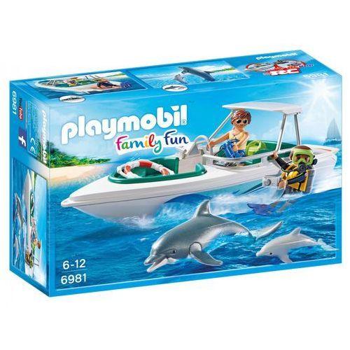 Playmobil FAMILY FUN Nurkowanie 6981