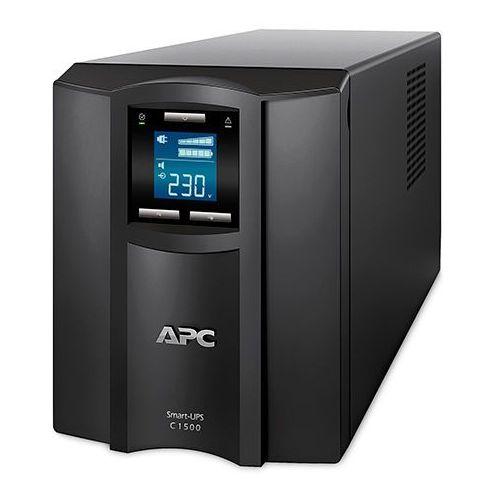 Zasilacz awaryjny UPS APC Smart-UPS C 1500VA LCD Tower, SMC1500I