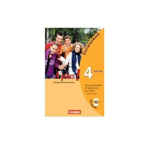 Klassenarbeitstrainer für Schülerinnen und Schüler (cycle long), m. Audio-CD