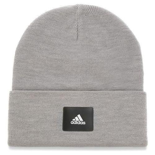 Czapka - logo woolie dj1211 mgrey/mgrey/ngtcar marki Adidas