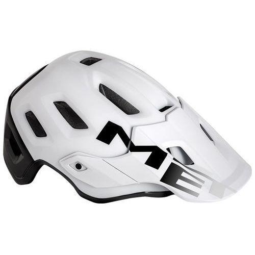 MET rowerowy kask enduro ROAM white rozm.L