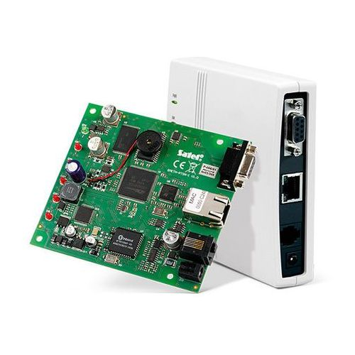 Smet-256 konwerter ethernet - telefon dla telefonicznej stacji monitorującej marki Satel