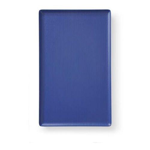 Taca z melaminy gn 1/3 niebieska marki Fine dine
