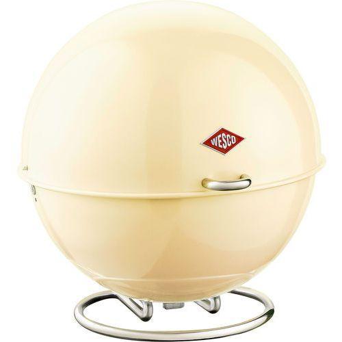 Pojemnik na pieczywo beżowy Superball Wesco (223101-23), 223101-23