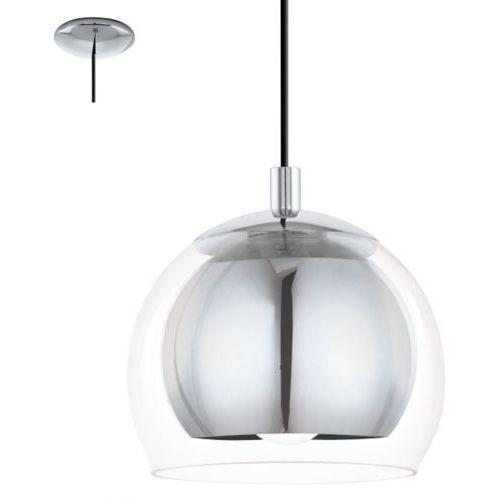 Eglo Lampa wisząca rocamar śr 19 cm - chrom, 94592
